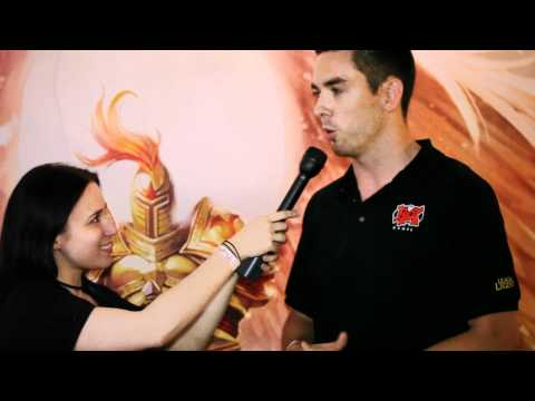 Season One Championship - Interview With Marc Merrill