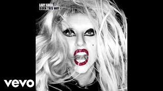 Lady Gaga - Black Jesus † Amen Fashion (Audio)