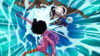 One Piece - Brook & Sanji Vs Sheepshead [HD]