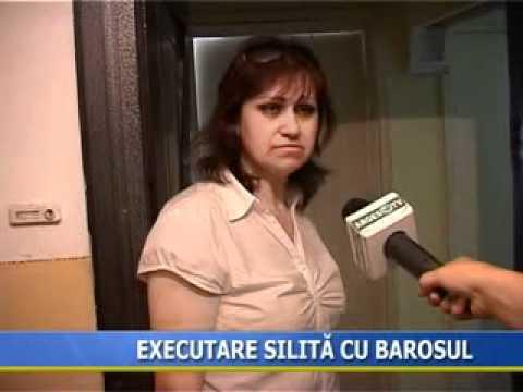 EXECUTARE SILITA Gavana