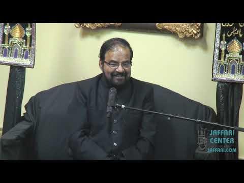 Shab-e-Chehlum 2019/1441 Maulana Abid Bilgrami Majlis