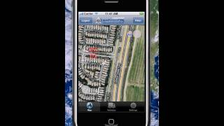 LiveTrac Iphone GPS Tracking Application