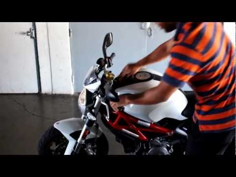 2013 Ducati Monster 796 ABS