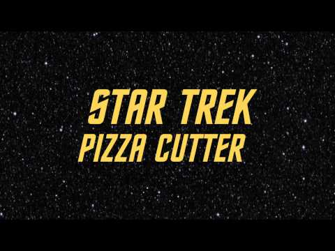 Star Trek Enterprise Pizza Cutter from ThinkGeek