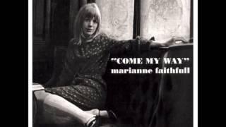 Watch Marianne Faithfull Down By The Salley Garden video