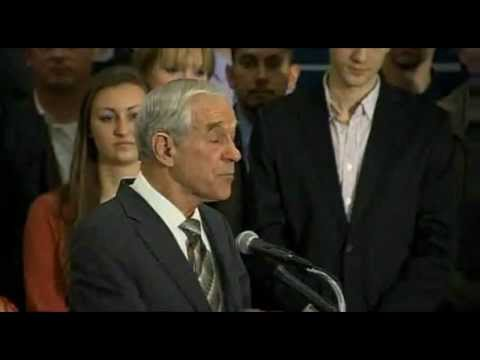 Ron Paul Virginia Rally Part 1