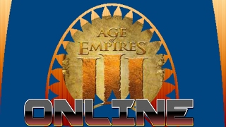 COLOSSEUM!! Age of Empires 3 Online Multiplayer (special scenario map)