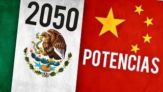 10 países que serán potencia en 2050