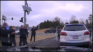 Police Chase and Baby Held Hostage