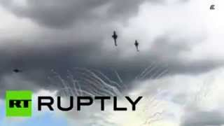 Kecelakaan Helikopter Mi28 Helicopter Crash in Russia 2 August 2015