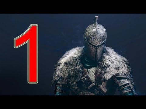 DARK SOULS 2 walkthrough part 1 Gameplay Let's play 2 Bosses Defeated beta demo HD PS3