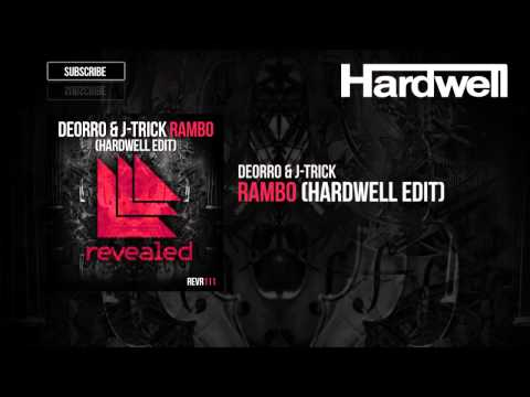 Deorro & J-trick - Rambo (hardwell Edit) (out Now!) video