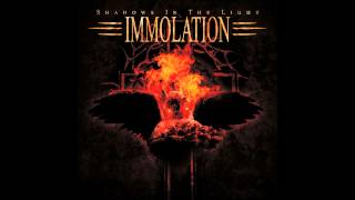 Watch Immolation Shadows In The Light video