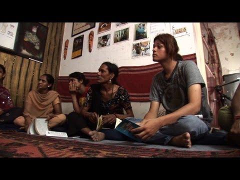 AIDS stalks gay and transgender Indians
