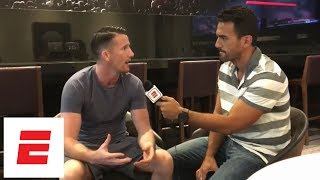 [FULL] Conor McGregor coach Owen Roddy exclusive interview before Khabib Nurmagomedov fight | ESPN