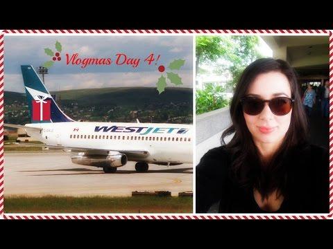 Travel to Hawaii and Walmart Xmas Adventures: #Vlogmas Day 4