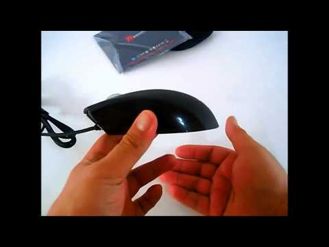 Tt eSPORTS Azurues Gaming Mouse - Unboxing and Overview