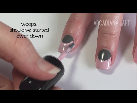 3 Easy Dotting Tool Nail Art Designs For Beginners | ArcadiaNailArt