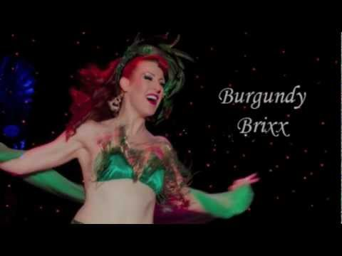 Burgundy Brixx - The 3rd Annual New Orleans Burlesque Festival