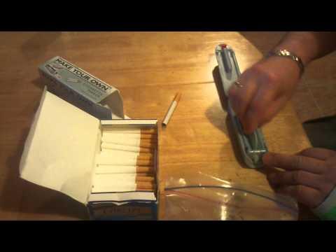 Сигарета сделанная своими руками
