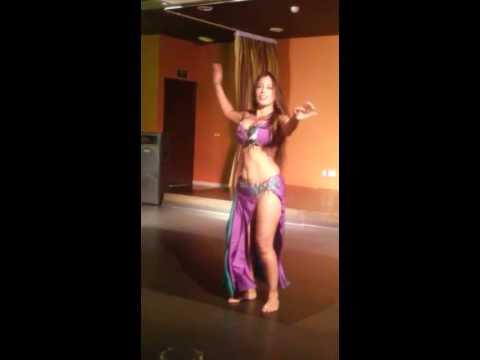 Tenerife belly dance sandra Agra (NAIR)