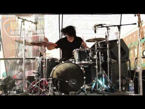 Citizen Zero - John Dudley Drum Solo