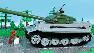 Lego Iron Man Wrong Brick Toy Tanks Animation