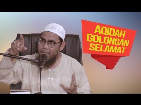 Aqidah Golongan Selamat - Ust Zainal abidin.Lc - Pertemuan 5