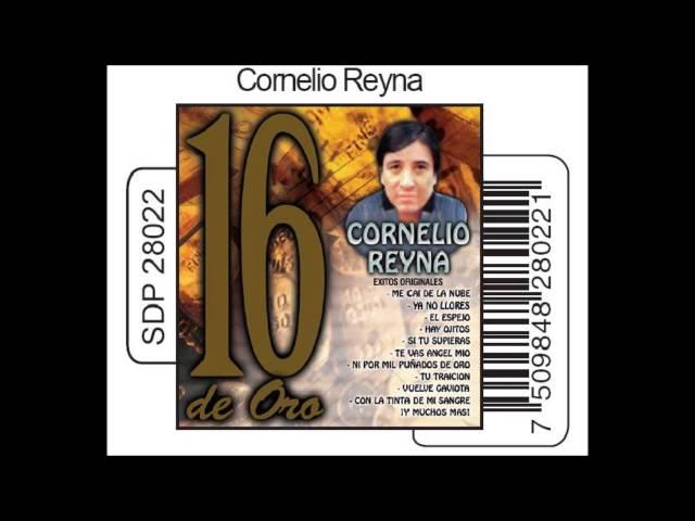 Con la tinta de mi sangre - Cornelio Reyna