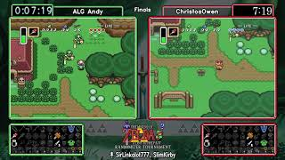 ALG Andy vs ChristosOwen. FINALS Game [1] ALTTPR Tournament Spring 2018