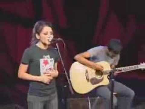 Flyleaf - Fully Alive [Rolling Stone acoustic]