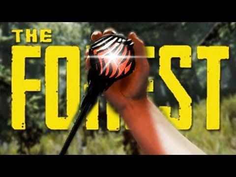 ГДЕ НАЙТИ СЕКРЕТНЫЙ АРТЕФАКТ? ЧТО СКРЫВАЕТ ИГРА? - The Forest 1.0