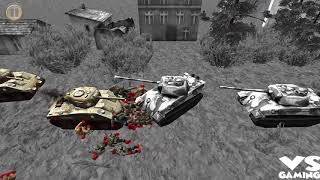Stickman WW2 Battle Simulator | New Stickman Battle Simulator Game - Android GamePlay#12 HD