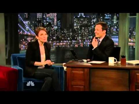 Tina Fey on lnjf (part 1)