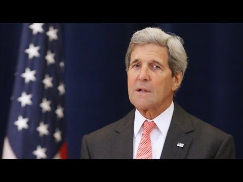 John Kerry realiza una gira en Medio Oriente para sumar apoyo al plan contra ISIS