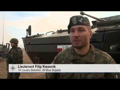NATO And All Allies Have Prepared For Facing Enemies (Drills In Poland)