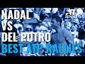 Rafa Nadal vs Juan Martin del Potro: Best Ever ATP Rallies
