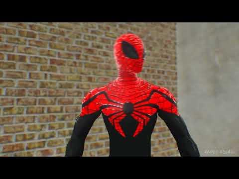 Spider Man IV - 20 Novos Trajes