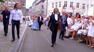 2016 Andre Rieu, Vrijthof, Maastricht - Before the Concert