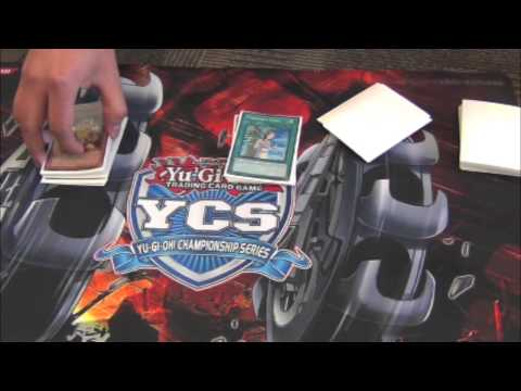 Yugioh Top 32 YCS New Jersey Deck Profile Angelo Mendoza Tin Gadgets