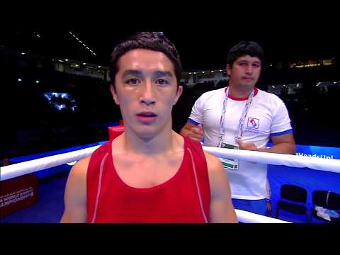AIBA World Boxing Championships Doha 2015 - Session 14 - Finals 2