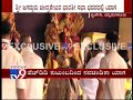 HD Deve Gowda's Entire Family Performs Nava Chandika Yaga At Sringeri