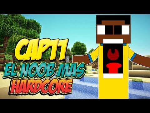 Minecraft: El Noob Más Hardcore Ep. 11 (TUMTUM)