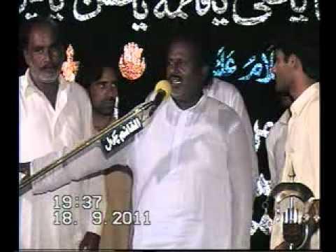 Zakir Ameer Hussain KaLa  (Jalsa Talagang 17 18 Sep 2011)