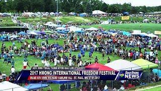 SUAB HMONG NEWS:  Day One - 2017 Hmong J4 Event