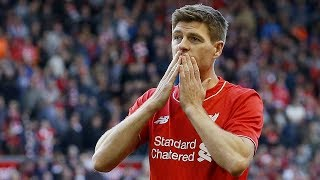 Steven Gerrard almost lost his foot after an accident - Oh My Goal