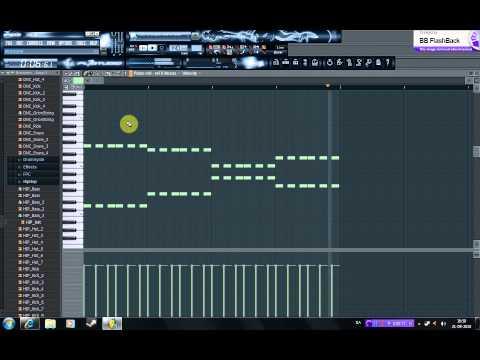 Как создать норм бит в fl studio - урок 2/1