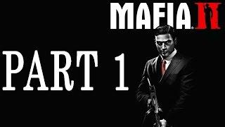 Revogamerz Plays Mafia 2 Part 1 - Let It Snow