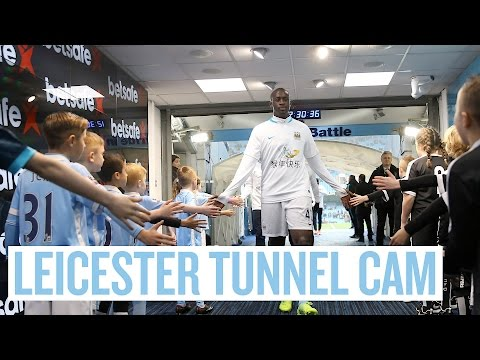 TUNNEL CAM | City 1-3 Leicester City