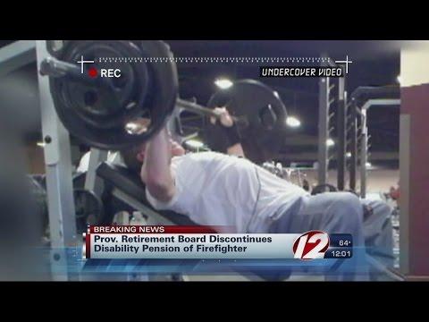 Board revokes retired firefighter's disability pension